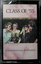 Class Of '55: Carl Perkins, Jerry Lee Lewis, Roy Orbison, Johnny Cash (Cassette)