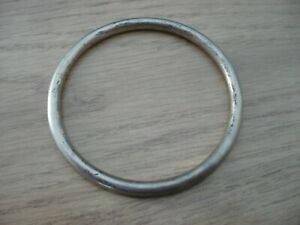 Bracelet jonc ancien argent massif 44,1 Grs