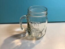 Vintage Jack In The Box Liberty Mug Cup Glass