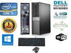 Dell Optiplex Desktop Computer Intel Core i5 Windows 10 pro 64 1TB HD 8gb Ram