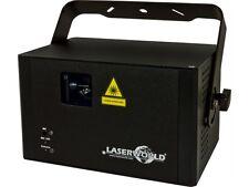 Laserworld CS-1000RGB MKII, DMX, ILDA, Sound
