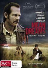 Mean Dreams NEW DVD (Region 4 Australia)