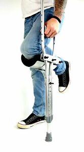Able Motion Adjustable Ambidextrous Crutch Knee Rest