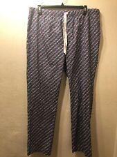 Vineyard Vines Lounge Long Pant Ho Ho Ho Moonshine Mens Size XL Pajama NWT $65