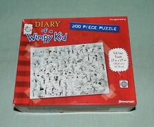 Puzzle 200 piece - Diary of a Wimpy Kid - Complete
