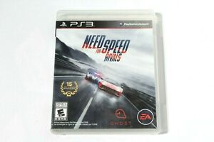 Need for Speed: Rivals (PS3 / PlayStation 3) Complete - Tested