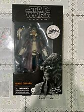 Star Wars Black Series HONDO OHNAKA 6 Inch Target Exclusive **IN HAND**