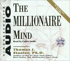 The Millionaire Mind by Thomas J. Stanley (2000, CD, Abridged)