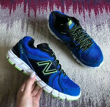New Balance 750 V2 Running Shoes Trainers Blue / Neon Green Size Uk 5 Unisex