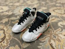 "Nike Air Jordan 7 Retro 30th ""Verde"" 705417-138 Basketball Shoes Size 5 Youth"