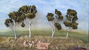 AUSTRALIAN MODEL GUM TREES  HO  OO  Lot 227