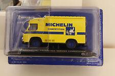 Articolo Saviem SCG Michelin 2005 Service Competition Van 1/43 scale diecast
