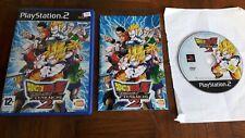 /- Jeu PS2 Dragon Ball Z Budokai Tenkaichi 2 DBZ SONY PLAYSTATION 2 / PAL