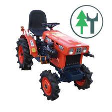 Traktor Schlepper Kubota B5001 Bulldog Allrad neu lackiert und komplett überholt