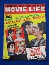 MOVIE LIFE -  U.S.Magazine  Dec. 1963 - Ann-Margret, Liz Taylor  + more