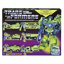 Hasbro Transformers Vintage G1 Constructicon Devastator Collection Pack E2053
