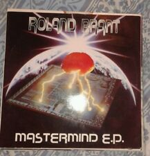 "DISCO VINILE 12"" MIX ITALIAN DREAM ROLAND BRANT MASTERMIND E.P. OTTIMO IN TUTTO"