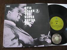 LP Otis Spann The Blues Never Die! Bellaphon BJS 4053 Germany 1974 | EX