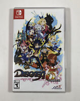 Disgaea 5 Complete (Nintendo Switch, 2017) Fast Free Shipping