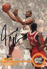1997 PRESS PASS AUTHENTICS AUTOGRAPHS JAMES COLLINS BASKETBALL CARD