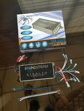 Soundstream st4.1000D classD 4Channel Amplifier Motorcycle Amp 1000w
