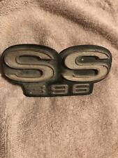 67 Chevelle SS Front Grille Emblem