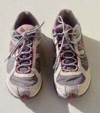 COLUMBIA WOMENS TRAIL HIKING SHOES  SZ 8