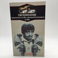 Doctor Who The Dominators by Ian Marter (1991, Target No. 86 Paperback)