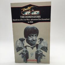 More details for doctor who the dominators by ian marter (1991, target no. 86 paperback)