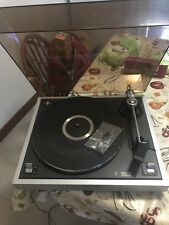 VINTAGE PHILLIPS TURNTABLE RECORD PLAYER MADE IN FRANCE