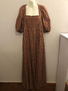 ASOS Size 18 Gingham Dress