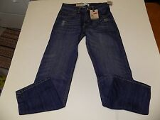 "LEVIS 514 SLIM FIT DISTRESSED JEANS BOYS SZ 16 REGULAR (28"" X 28"") -BLUE- NWT"