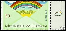 GERMANY, RAINBOW, GOOD WISHES, YEAR 2010
