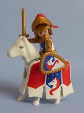 Playmobil Unicornio Caballero en caballo vestida de Oro & Weapon-Castillo justas