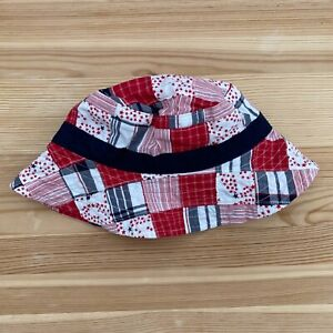 JANIE AND JACK All American Celebration Summer Hat Size 2T-3T