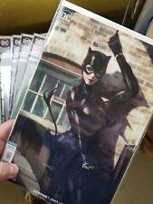 Catwoman Comic 7 Issue Lot! Artgerm!