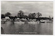 GREAT BILLING AQUADROME Northampton England RPPC Real Photo Postcard EAST MIDS