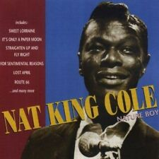 NAT KING COLE - NATURE BOY [LIVING ERA] NEW Cassette 2 Set