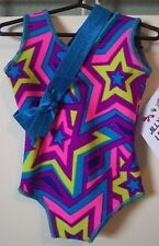 """Gymnastics Dance Leotards, Swimsuit, Clothing to fit 18"""" American Girl Dolls 05a"""