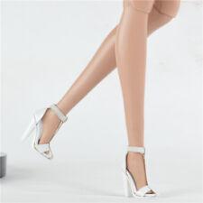 Sherry Fashion Royalty Ⅱ FR2 Poppy Parker shoes white Sandals 51-FR2-05B