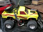 Vintage Nikko Scorpion 1/10th Scale RC Truck w/ Remote Untested As-Is