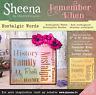 Sheena Douglass - Remember When -Nostalgic Stencils & Stamps -Crafters Companion