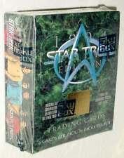 Star Trek  Master Series Skybox. Sealed Box of 36 Packs 6 Cards Per Pack 1994