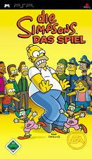 Die Simpsons - Das Spiel (Sony PSP, 2007)