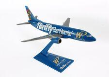 Flight Miniatures Western Pacific Boeing 737-3 Thrifty Desk 1/200 Model Airplane