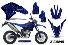 YAMAHA WR250X WR250R WR 250 R X 07-15 GRAPHICS KIT CREATORX DECALS ZCBL