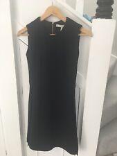 Victoria Victoria Beckham Black Shift Dress UK