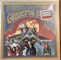 THE GRATEFUL DEAD~SELF-TITLED FIRST LP~FACTORY SEALED, MINT & UNOPENED WS 1689