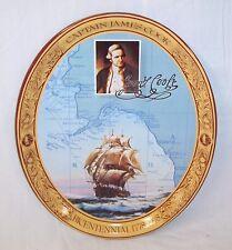 NEW COCA COLA TRAY CAPTAIN COOK BICENTENNIAL 1778-1978 BRITISH COLUMBIA CANADA
