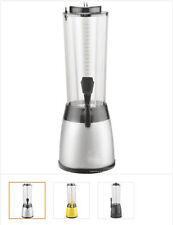 2.5L Beverage Dispenser Ice Core Drink Beer Drink Machine Kit LED Light 3 Colors